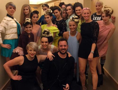 Las Vegas 2015 Redken team