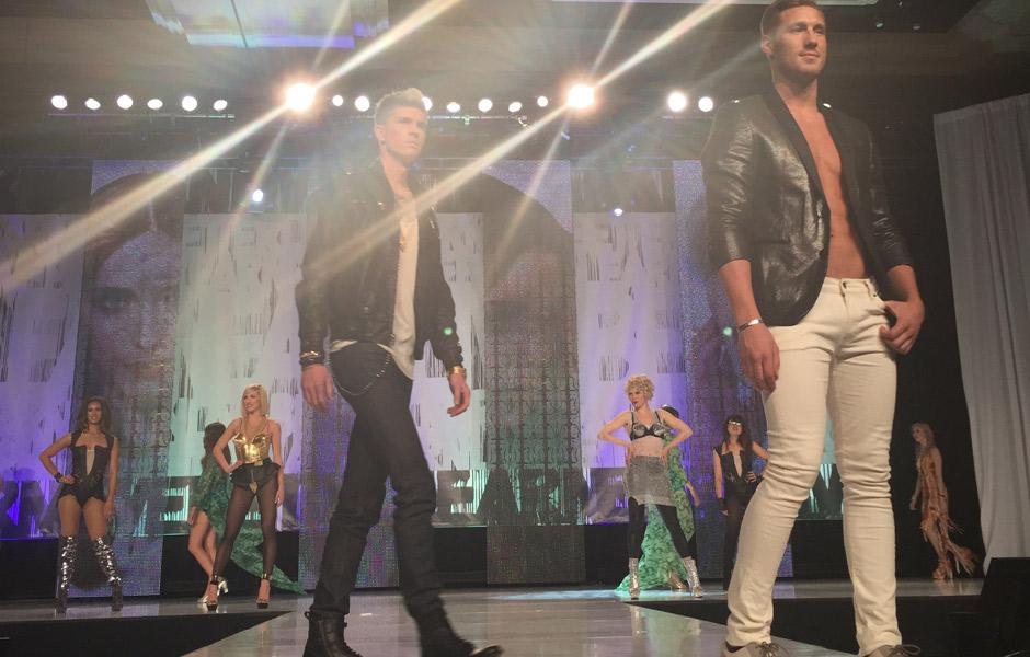 Catwalk men Las Vegas